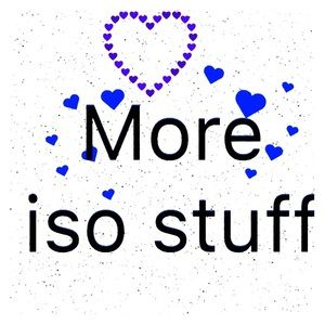Other - More iso